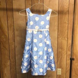 Girls summer dress size 8
